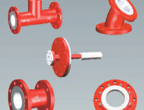 PTFE lined – pipe fittings
