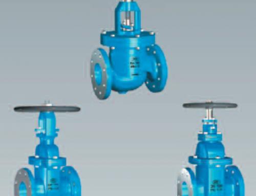 Cast iron valves – gate, globe & sluice